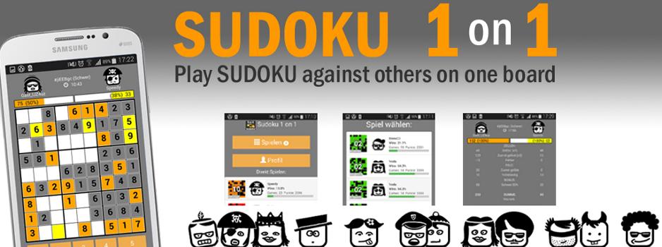 Sudoku 1on1